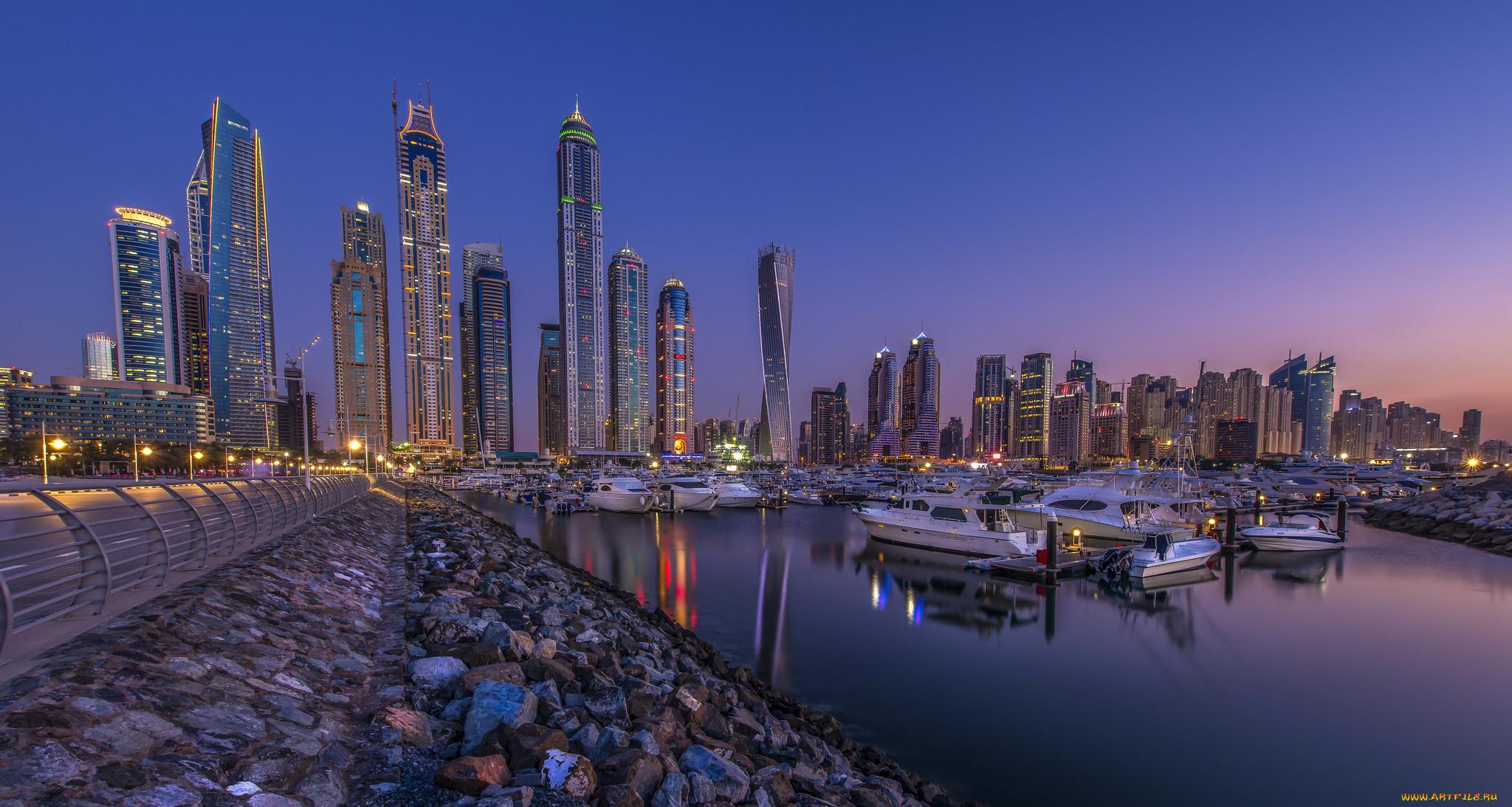 Город дубай фотографии города